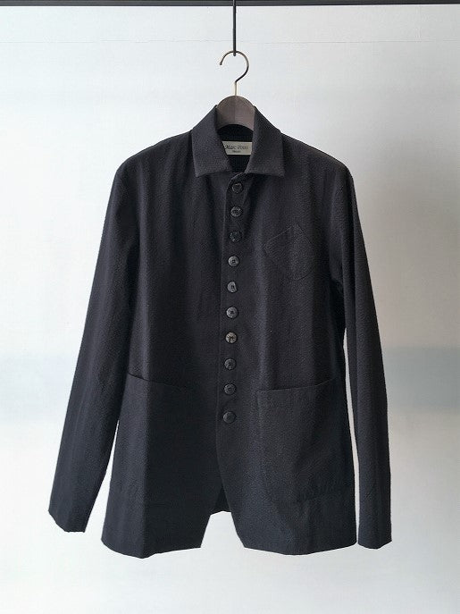 MARC POINT / WORKER JACKET 10B / BLACK