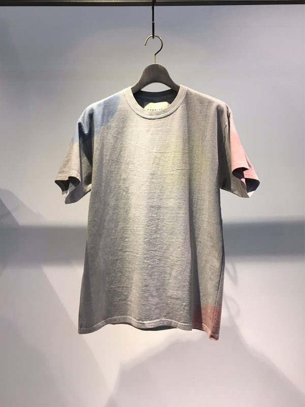 CORELATE / RANDOM STAINED T-SHIRTS / GREY