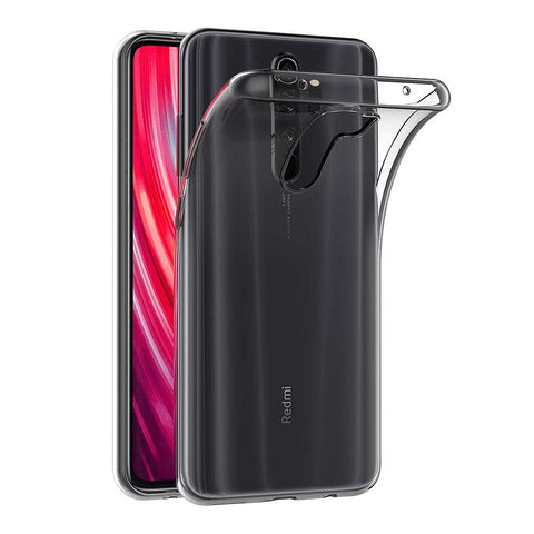 Coque Transparente Xiaomi Redmi Note 8 Pro | Phonillico