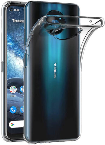 Coque Transparente Nokia 8.3 | Phonillico