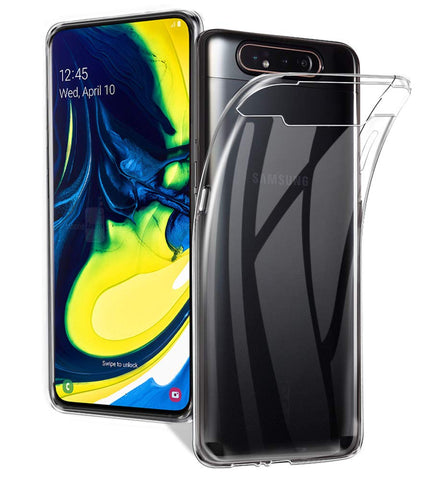 Coque Transparente Samsung Galaxy A80 | Phonillico