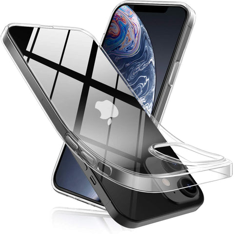 Coque Transparente Apple iPhone 12 Mini | Phonillico