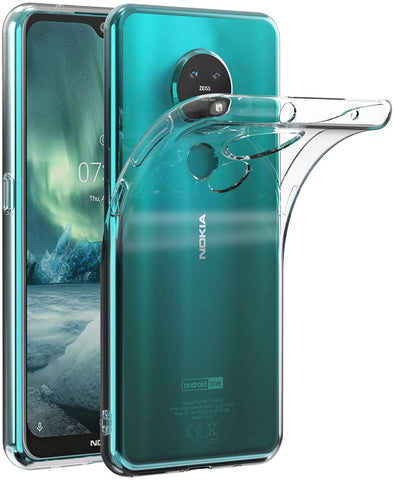 Coque Transparente Nokia 7.2 | Phonillico