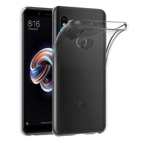 Coque Transparente Xiaomi Redmi Note 5 | Phonillico