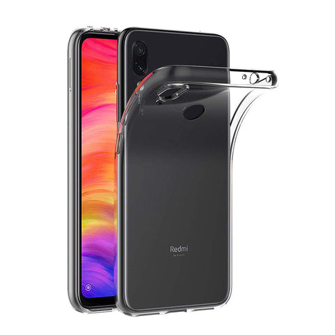 Coque Transparente Xiaomi Redmi Note 7 | Phonillico