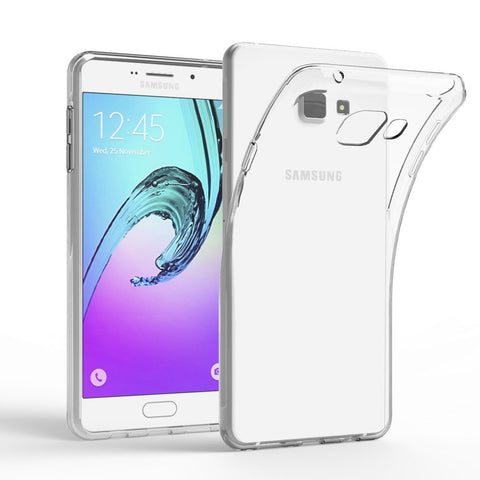 Coque Transparente Samsung Galaxy A5 2016 | Phonillico