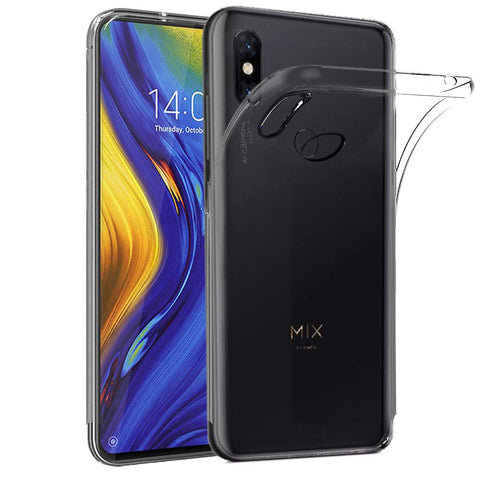 Coque Transparente Xiaomi Mi Mix 3 | Phonillico