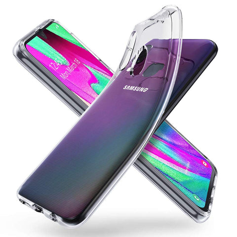 Coque Transparente Samsung Galaxy A40 | Phonillico
