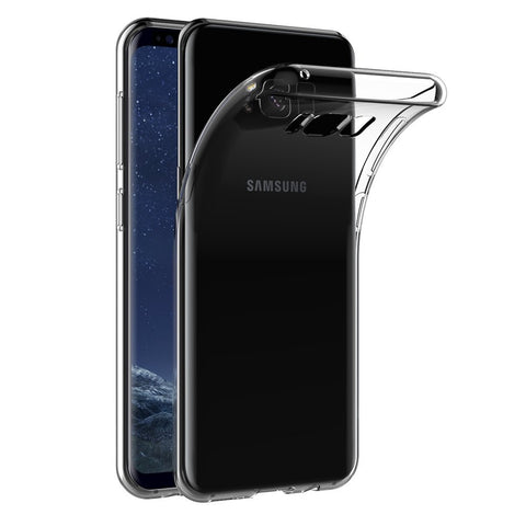 Coque Transparente Samsung Galaxy S8 Plus | Phonillico
