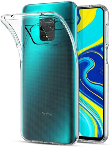 Coque Transparente Xiaomi Redmi Note 9 | Phonillico