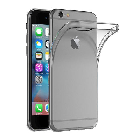 Coque Transparente Apple iPhone 6 Plus / 6S Plus | Phonillico