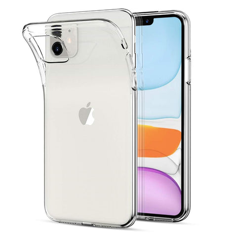 Coque Transparente Apple iPhone 11 | Phonillico