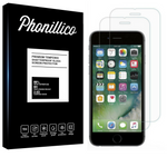 Lot 2 Verres Trempé iPhone 6 Plus / 6S Plus - Phonillico