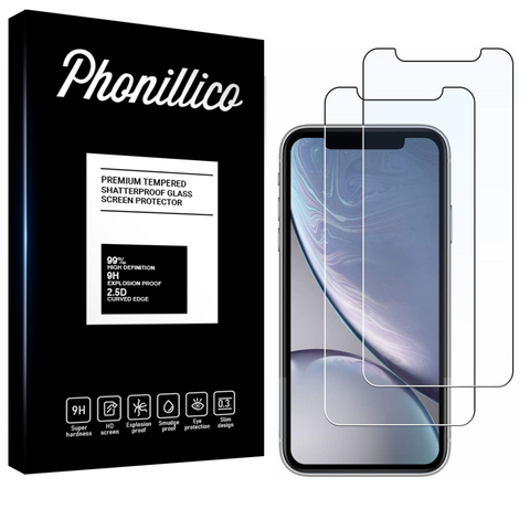 Lot 2 Verres Trempé iPhone XR | Votre Verre Trempe