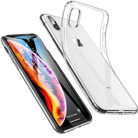 Coque Transparente Apple iPhone XS Max | Phonillico