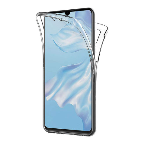 Coque intégrale silicone Huawei P30 - Phonillico