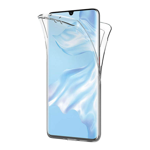 Coque intégrale silicone Huawei P30 Pro - Phonillico