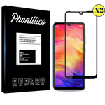 Lot 2 Verres Trempé Xiaomi Redmi Note 7 - Phonillico
