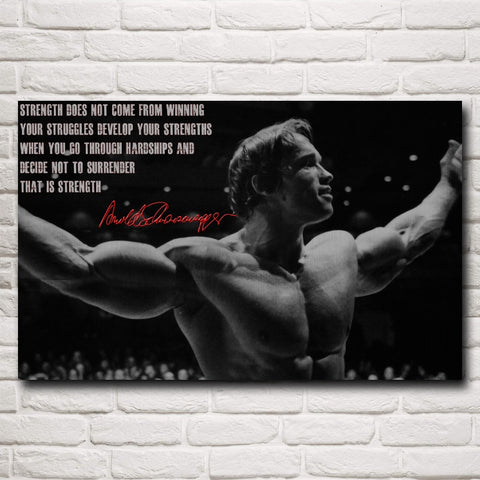 Arnold - Strength From Struggles