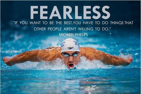 Michael Phelps - Fearless