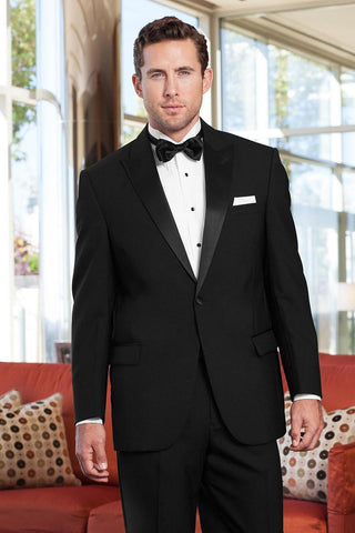 Slim Fit 2-Button Nested Tuxedo