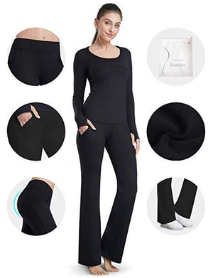 Ultra-Elastic Dress Soft Yoga Pants
