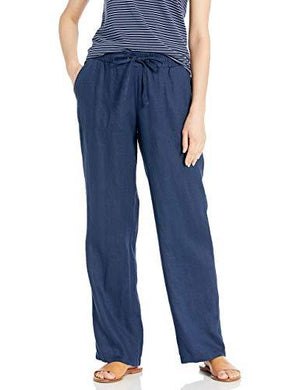 Women's Drawstring Linen Pant(buy 3 get free shipping)