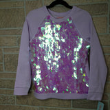 Girls cat n jack sparkle sweatshirt