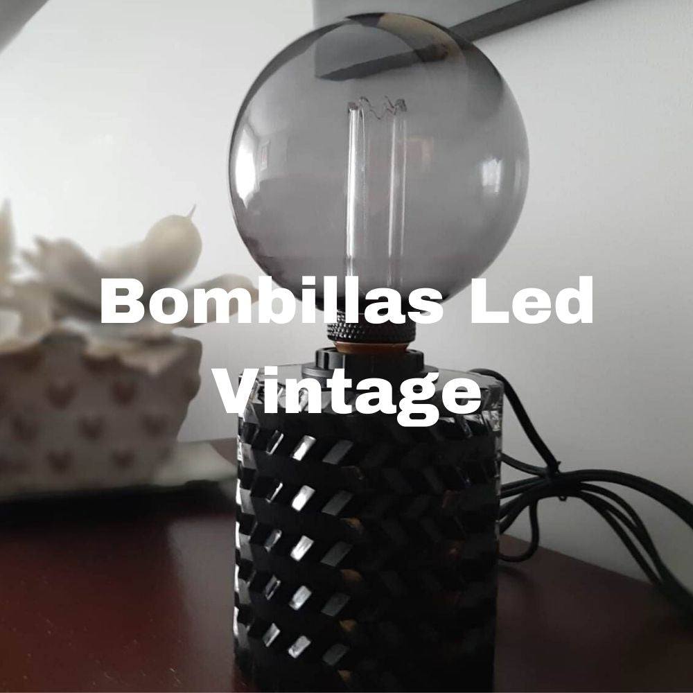 bombillas led vintage