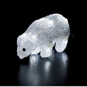 Osito Polar Luminoso Led