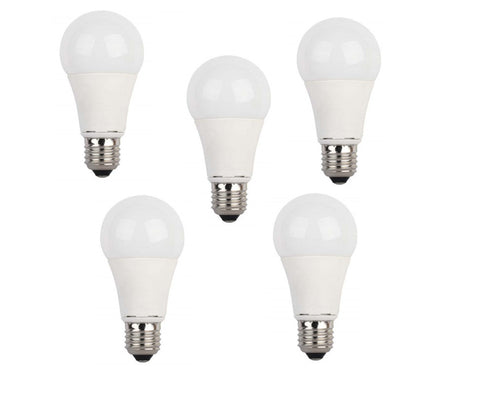 Pack 5 Bombillas Estándar Led Eco 9W.