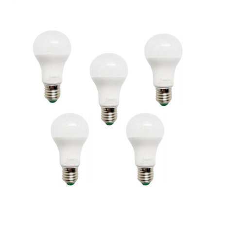 Pack 5 Bombillas Estándar Led Eco 15W.