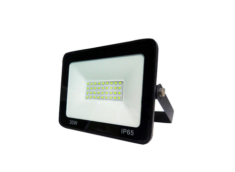 Proyector Led Extraplano 30W.