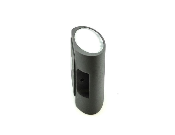 Aplique Led Exterior 3,4w IP54 3000k Negro