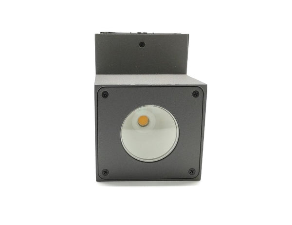 Aplique Doble Luz Led Exterior P54  6w 3000k.