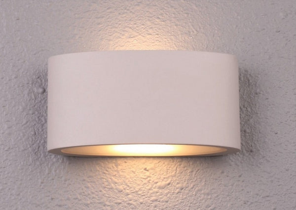 Aplique Led Exterior IP54 2x3,4w Doble Luz 3000k.