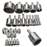 Diamond Hole Saw Drill Bit Set