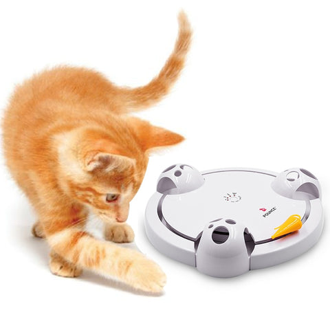 Newest Pounce Toy Cat Mouse Game