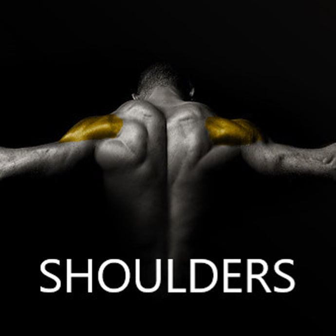 High Intensity Shoulder Workout
