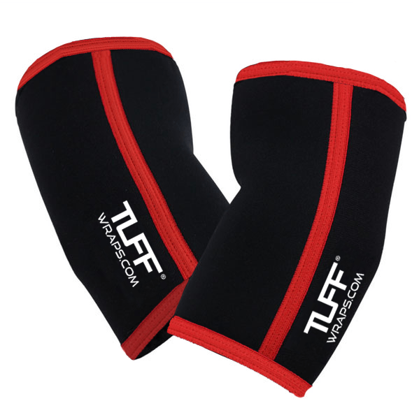 TUFF 7mm Power Series Elbow Sleeves