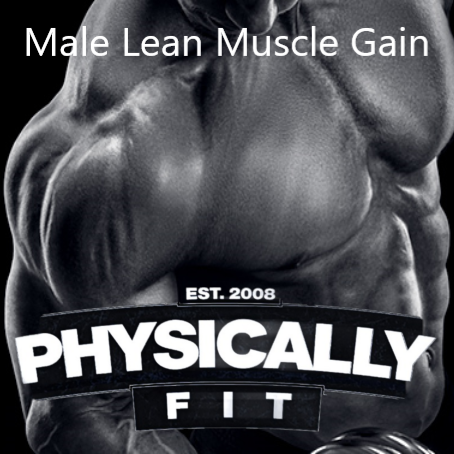 Male Lean Muscle Gain 95kg
