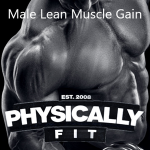 Male Lean Muscle Gain 110kg