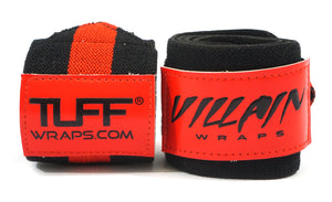 body building tuffwraps wrist wraps