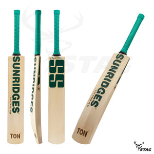 SS Vintage 4.0 English Willow Cricket Bat - Stag Sports