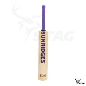 SS Vintage 5.0 English Willow Cricket Bat - Sh - Stag Sports