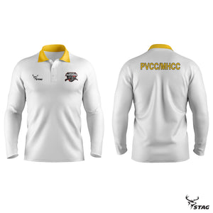 PVHCC PLAYING SHIRT L/S - SENIOR - Stag Sports