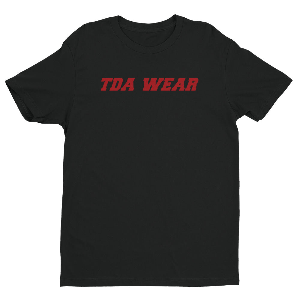 TDA Wear -(Fitted)- Short Sleeved