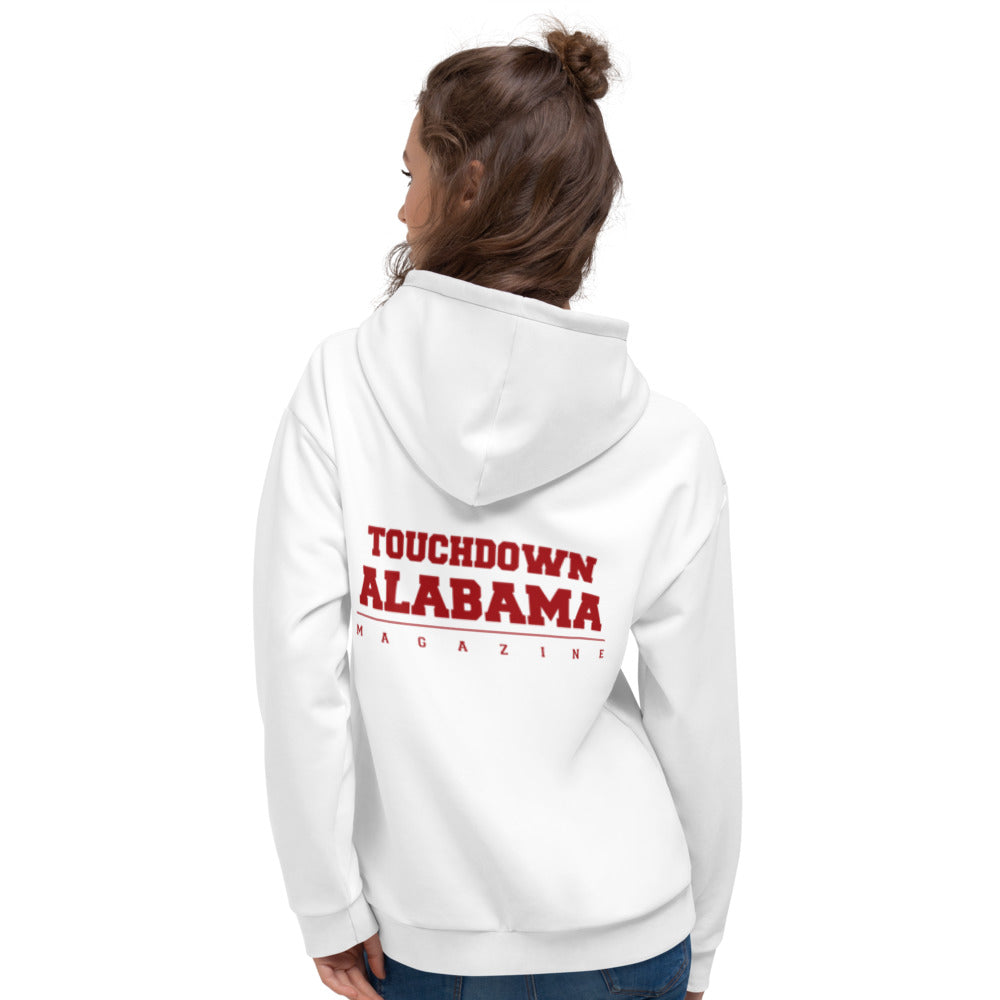 I Love Hearing Touchdown Alabama (Premium Hoodie)