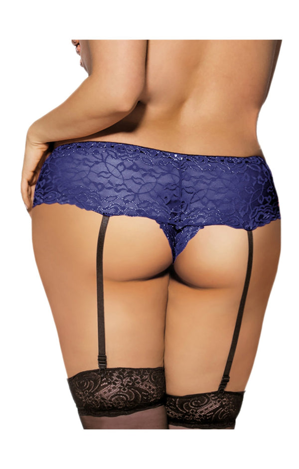 Plus size Lace Panty