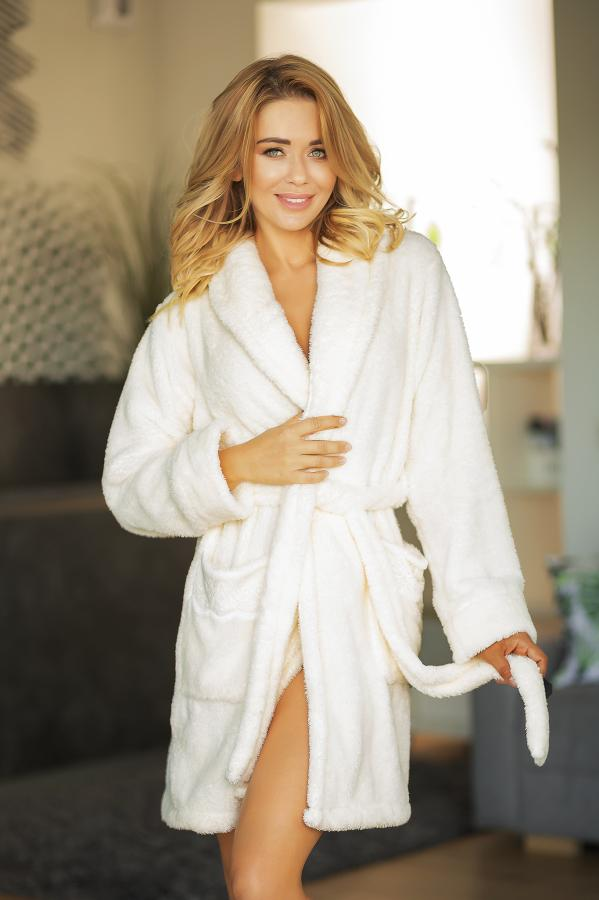 Luxury Cotton Bath Robe Dressing Gown